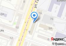 Компания «Ателье Ольги Баскаковой» на карте