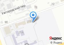 Компания «ТСД-Урал» на карте