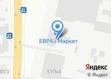 Компания «Меткомплект» на карте