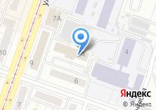 Компания «Дорпроект» на карте