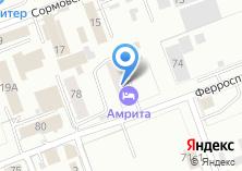 Компания «Челябинское инновационное сообщество» на карте