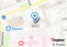 Компания «Квартира+» на карте