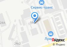 Компания «PANTHER-BATTERIEN» на карте