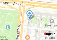 Компания «Сеть автошкол» на карте