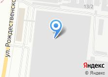 Компания «Инеск» на карте