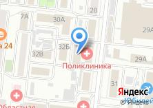 Компания «Электролюкс» на карте