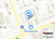 Компания «Полиграф» на карте