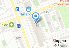 Компания «Тракторозаводский» на карте