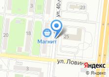 Компания «Стандарт ТТФ» на карте