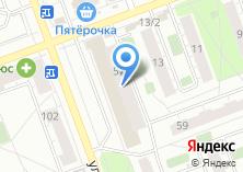 Компания «ЧелСпецСтиль» на карте