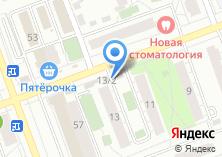 Компания «Автомагазин на ул. Котина» на карте
