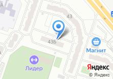 Компания «Строящийся жилой дом по ул. Копейское шоссе» на карте