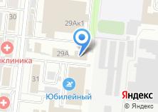 Компания «Лабораторная посуда и оборудование» на карте