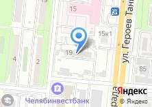 Компания «Энергоресурс» на карте