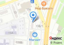 Компания «ЖЭУ №11» на карте