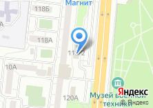 Компания «YakiRU» на карте