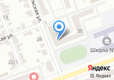 Компания «Центр сварочных технологий» на карте