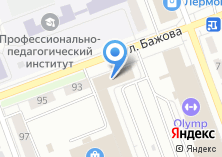 Компания «ТеплоСити» на карте