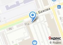 Компания «Новострой Инжиниринг» на карте
