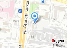 Компания «МЕГАЛИ» на карте