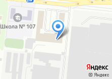Компания «Скарабей» на карте
