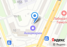 Компания «ГрандОкно» на карте