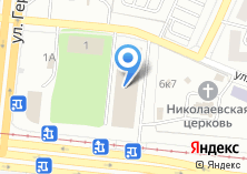 Компания «Челябинский институт психоанализа» на карте