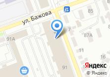 Компания «ХАЛВА» на карте