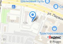 Компания «Stirsi» на карте