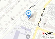 Компания «Магазин хозяйственных и автотоваров» на карте