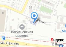 Компания «Трезвение» на карте