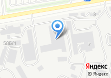 Компания «Минитуннельстрой» на карте