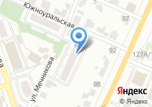 Компания «Булат-Урал» на карте