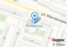 Компания «TayBo» на карте