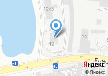 Компания «МебельCity» на карте