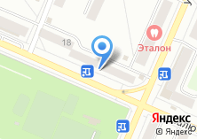 Компания «Нини» на карте