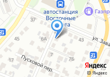 Компания «Трубопроводная арматура» на карте