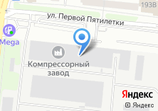 Компания «ЧелябСпецТехнологии» на карте