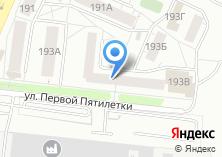 Компания «Меховая фабрика дионисия» на карте