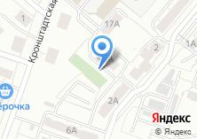 Компания «Строящийся жилой дом по ул. Якутская» на карте