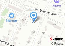 Компания «Промкомплект-М» на карте