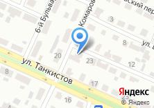 Компания «ЭкоМобиль» на карте