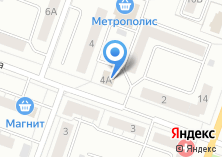 Компания «Коммунальный сервис-3» на карте