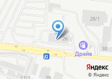 Компания «АБС-Сервис» на карте
