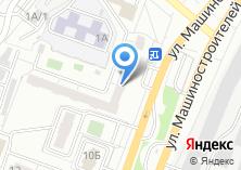 Компания «Гранд-сервис» на карте
