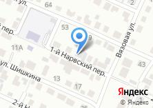 Компания «Вишневый сад» на карте