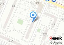 Компания «Почтовое отделение №139» на карте