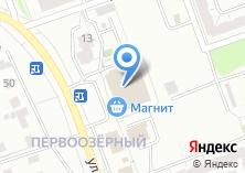 Компания «AlfaBit» на карте