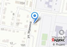 Компания «Комитет территориального общественного самоуправления Тракторозаводского района» на карте