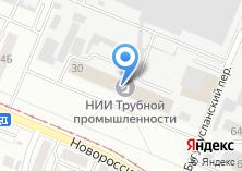 Компания «ИНТЕР-ЛЕКС» на карте